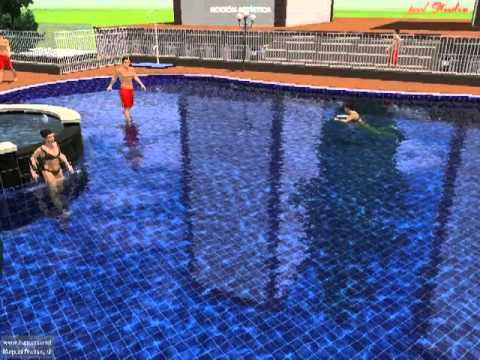 Pool Studio - dise�o 3D de piscina