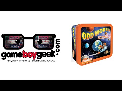 Odd World Review with the Game Boy Geek