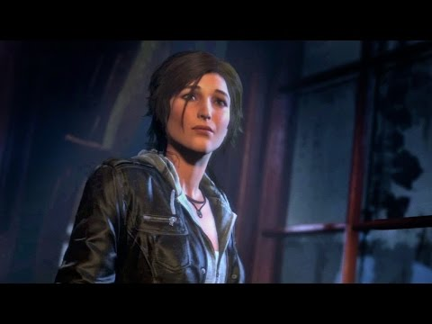 Rise Of The Tomb Raider PS4 Gameplay Interview - IGN LIVE: Gamescom 2016