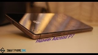 Huawei Ascend P7 Unboxing