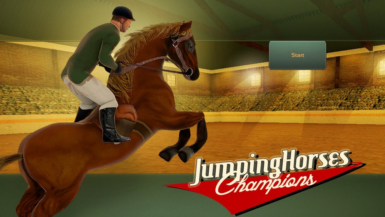 Show Jumping Horses Jumping Horses Champions Free