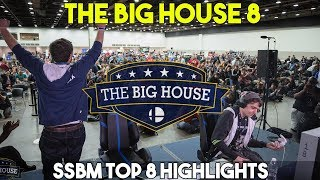 THE BIG HOUSE 8 SSBM HIGHLIGHTS Feat Mang0,Hungrybox,Plup,Leffen and more