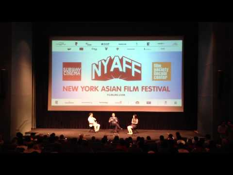 2013 New York Asian Film Festival - Director Andrew Lau (Part 3)
