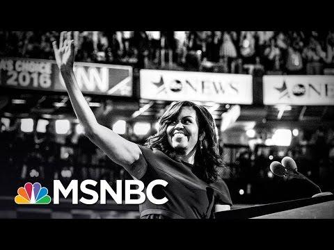 Michelle Obama's Full 2016 DNC Address   MSNBC