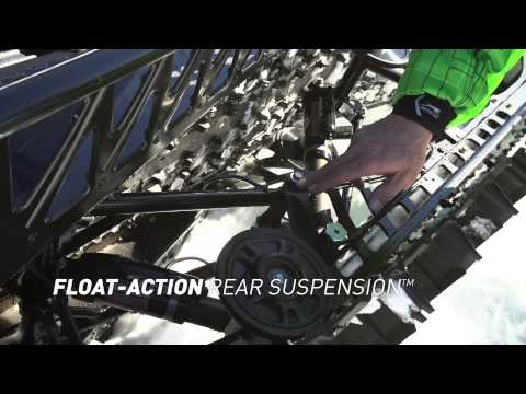 Arctic Cat 2016 Mountain Category Intro
