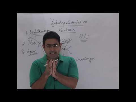 KASHMIR PROBLEM DECODED | UPSC | THE HINDU EDITORIAL |14-7-16 | BRAINYIAS.COM