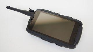 Защищенный смартфон RangerFone S15