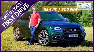 2017 Audi SQ5 Test (354 PS 3.0 TFSI) - Fahrbericht - Review - Speed Heads