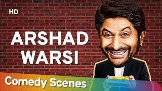 Arshad Warsi Comedy - अरशद वारसी हिट्स कॉमेडी सीन्स - Hit Comedy Scenes - Shemaroo Bollywood Comedy