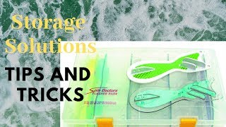 Salmon Tackle Strorage Solutions/Cheap and Easy