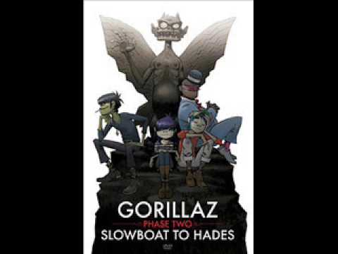 Gorillaz - Slowboat to Hades (Demon Days+D-Sides)