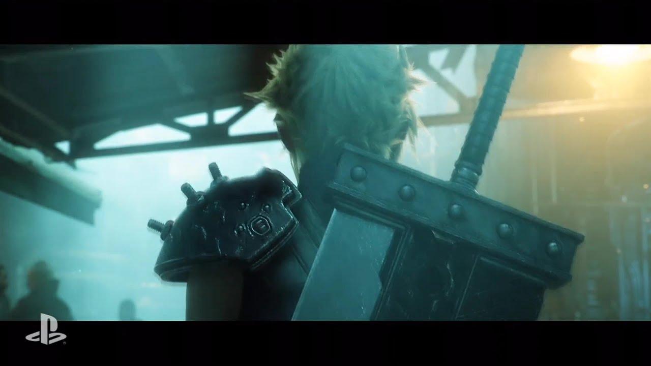 Final Fantasy Viii Remake Ps4 Ps4 Final Fantasy 7 Remake