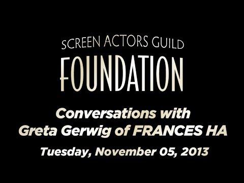 Conversations with Greta Gerwig of FRANCES HA