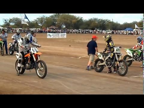 Leyendas Santiagueñas del Motociclismo