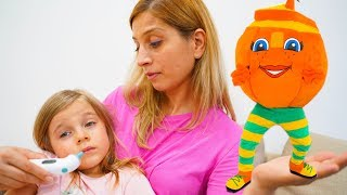 Sick Song | English Tunes for Kids by Kids LEarning Songs