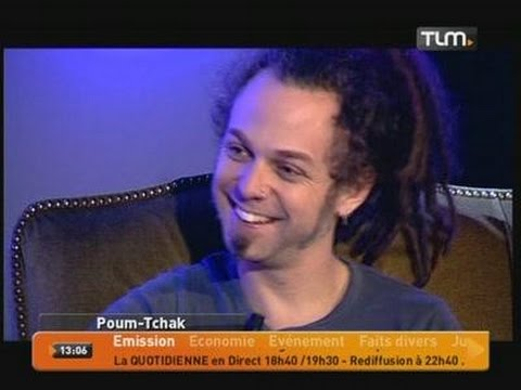 Poum Tchak - Poum Tchak : Marc-André Léger (Live)