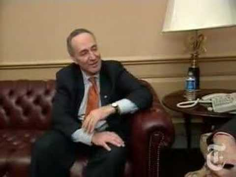 Sen Chuck Schumer on Mississippi Senate Race