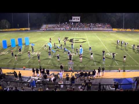 Loretto High School Band - August 22, 2014