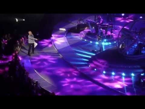 Garth Brooks Sings  The Dance  To Cancer Patient At Minneapolis Concert video