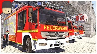 FIREMAN SIMULATOR! - Emergency Call 112