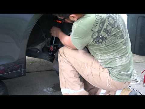 2006 Lexus GS430 Coil over Install