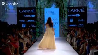Aartivijay Gupta, Anushree Reddy. Arpita Mehta and SVA- Sonam and Paras Modi| Lakmé Fashion Week ...