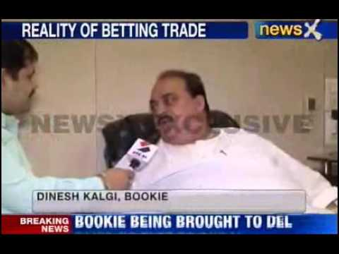NewsX exclusive: Dinesh Kalgi reveals the secret of betting