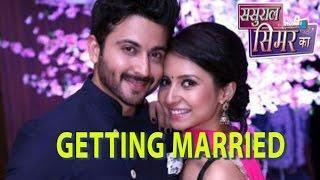 Sasural Simar Ka's Dheeraj Dhoopar AKA Prem All Set To Get MARRIED To Vinny Arora
