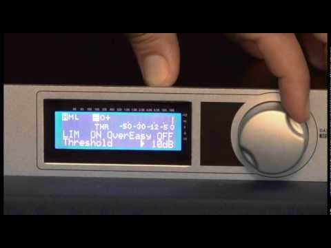 Video Aula Processador Drive Rack DBX PA+ 3de3