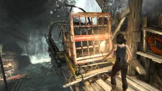 Tomb Raider: Definitive Edition Gameplay