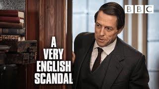 Hugh Grant's Transformation | A Very English Scandal - BBC