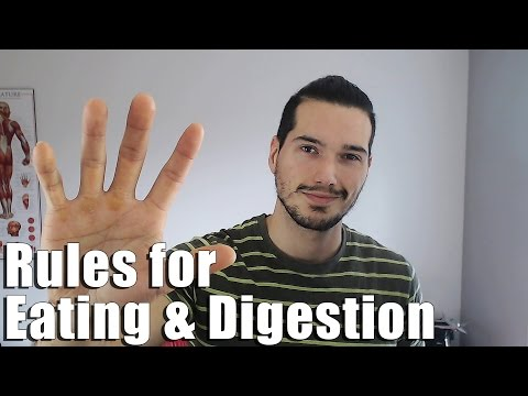 Tips for Healthy Eating, Dieting and Digestion