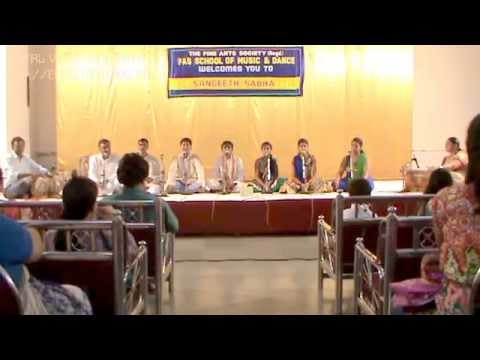 Sangeet Sabha 2014  Fas video
