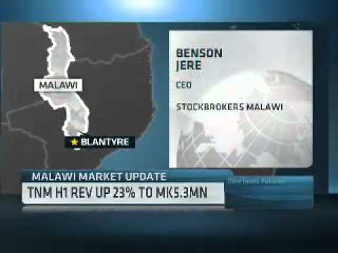8 September - Malawi Market Update with Benson Jere