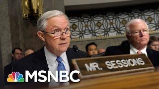 Donald Trump Team: Jeff Sessions Criticisms