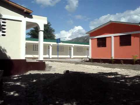 Haiti: 1-Islamic Relief USA School Reconstruction Project