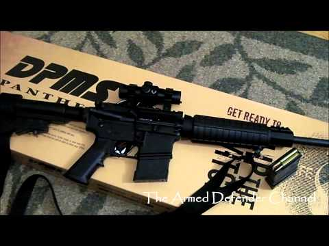 DPMS Oracle - Entry Level Firepower
