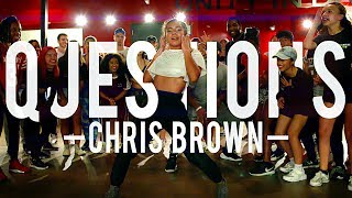 """Chris Brown - """"Questions""""   Phil Wright Choreography   Ig: @phil_wright_"""