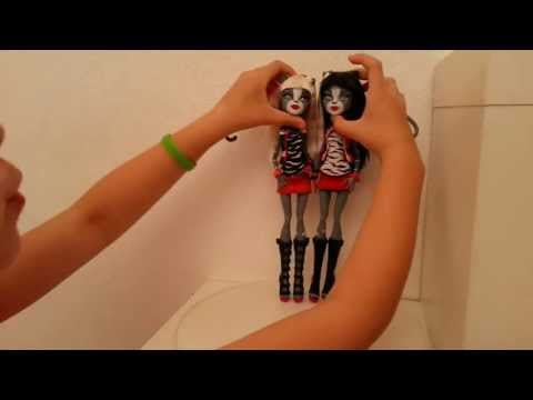 My Top 10 Monster High Dolls!