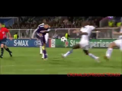 Cristiano Ronaldo Skill Style Real Madrid video