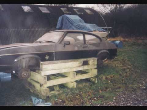 Urban Exploration - Abandoned cars & other vehicles in Shropshire UK