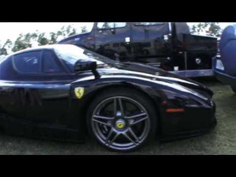 Ferrari racing at Moroso park during Cavallino - Garage419