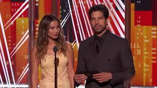 Priyanka Chopra Favorite Dramatic TV Actress Speech at the Peoples Choice Awards 2017