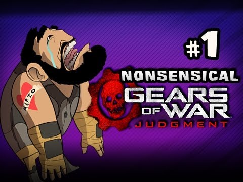 JOIN TO LOSE - Nonsensical Gears of War Judgement SURVIVAL w/Nova & Kootra Ep.1