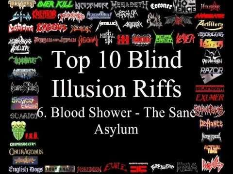 Blizzard - Riffs Of Illusion