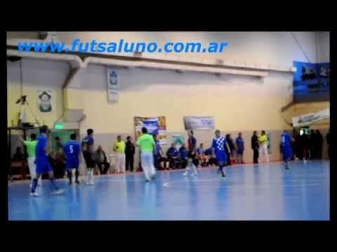 Division de Honor 2012- Futsal Cafs Andes Talleres vs Sindicato de Petroleros