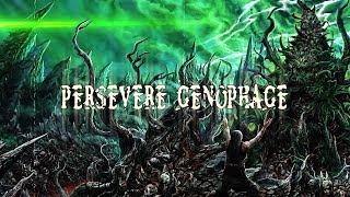 DEPRAVED MURDER - PERSEVERE GENOPHAGE [OFFICIAL LYRIC VIDEO] (2019) SW EXCLUSIVE