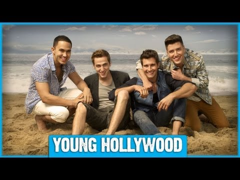Big Time Rush Take On Twitter Fan Challenge!
