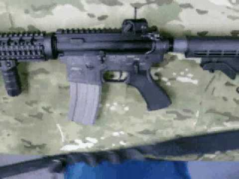 Full Auto Colt AR-15 Conversion