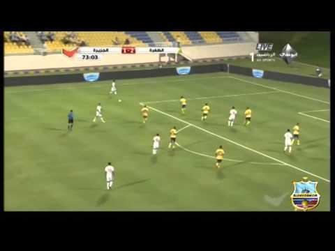Mirko Vucinic goals for Al-Jazira